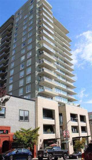 "Photo 1: 1806 39 SIXTH Street in New Westminster: Downtown NW Condo for sale in ""QUANTUM"" : MLS®# R2408457"
