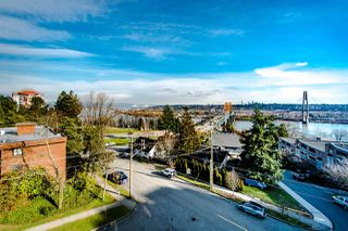 "Photo 1: 602 47 AGNES Street in New Westminster: Downtown NW Condo for sale in ""FRASER HOUSE"" : MLS®# R2437509"