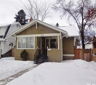 Photo 1: 905 TEMPERANCE Street in Saskatoon: Nutana Residential for sale : MLS®# SK801098