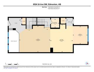 Photo 40: 8524 24 Avenue in Edmonton: Zone 53 House for sale : MLS®# E4198895