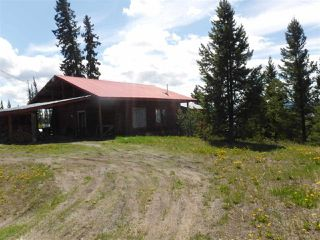 Main Photo: 2751 REED ROAD in Williams Lake: Williams Lake - Rural West House for sale (Williams Lake (Zone 27))  : MLS®# R2460768