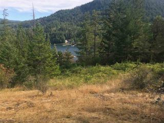 Photo 1: LOT A DANIEL Road in Pender Harbour: Pender Harbour Egmont Land for sale (Sunshine Coast)  : MLS®# R2491706