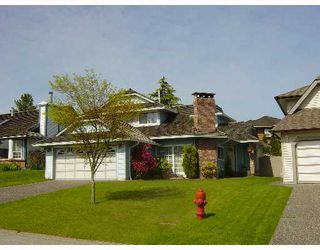 "Photo 1: 1127 CASTLE Crescent in Port Coquitlam: Citadel PQ House for sale in ""CITADEL"" : MLS®# V645146"