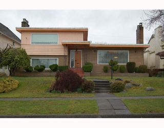 Photo 1: 456 W 27TH Ave in Vancouver: Cambie House for sale (Vancouver West)  : MLS®# V645620