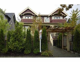 Photo 2: 1919 W 12TH Avenue in Vancouver: Kitsilano Townhouse for sale (Vancouver West)  : MLS®# V659271