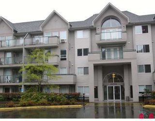 "Photo 1: 306 33728 KING Road in Abbotsford: Poplar Condo for sale in ""COLLEGE PARK"" : MLS®# F2719060"
