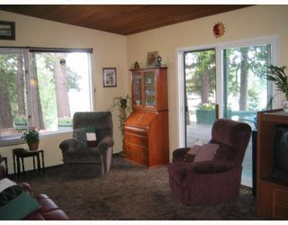 "Photo 6: 11490 LAKESIDE Drive in Prince_George: Ness Lake House for sale in ""NESS LAKE"" (PG Rural North (Zone 76))  : MLS®# N178869"