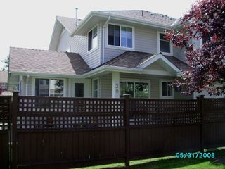 "Main Photo: 30 11870 232ND Street in Maple_Ridge: Cottonwood MR Townhouse for sale in ""ALOUETTE ESTATES"" (Maple Ridge)  : MLS®# V714215"