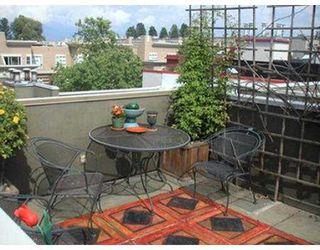 """Photo 7: 23 2156 W 12TH AV in Vancouver: Kitsilano Condo for sale in """"THE METRO"""" (Vancouver West)  : MLS®# V555340"""