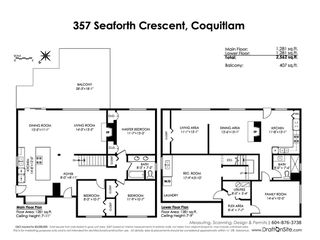 Photo 20: 357 SEAFORTH CRESCENT in Coquitlam: Central Coquitlam House  : MLS®# R2386072