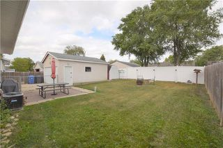 Photo 17: 39 RIZER Crescent in Winnipeg: Valley Gardens Residential for sale (3E)  : MLS®# 1924426