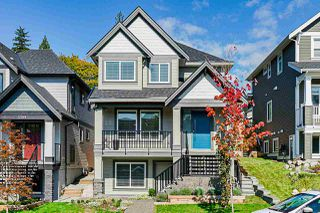"Main Photo: 3391 DARWIN Avenue in Coquitlam: Burke Mountain House for sale in ""Burke Mountain"" : MLS®# R2410448"