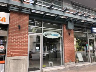 Main Photo: 648 ABBOTT Street in Vancouver: Downtown VW Retail for lease (Vancouver West)  : MLS®# C8031826