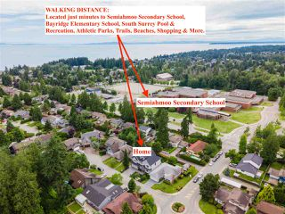 "Photo 3: 1829 148A Street in Surrey: Sunnyside Park Surrey House for sale in ""Southmere Near Semiahmoo Secondary School"" (South Surrey White Rock)  : MLS®# R2467929"