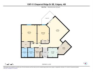 Photo 21: 1307 11 CHAPARRAL RIDGE Drive SE in Calgary: Chaparral Apartment for sale : MLS®# A1014414