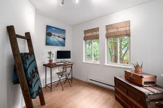 """Photo 22: 15 3036 W 4TH Avenue in Vancouver: Kitsilano Condo for sale in """"Santa Barbara"""" (Vancouver West)  : MLS®# R2483963"""