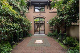 """Photo 3: 15 3036 W 4TH Avenue in Vancouver: Kitsilano Condo for sale in """"Santa Barbara"""" (Vancouver West)  : MLS®# R2483963"""