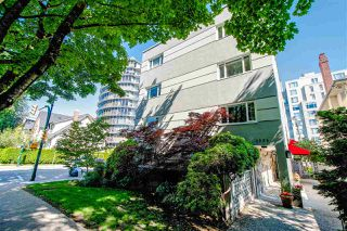 """Photo 8: 102 1595 W 14TH Avenue in Vancouver: Fairview VW Condo for sale in """"Windsor Apartments"""" (Vancouver West)  : MLS®# R2484142"""
