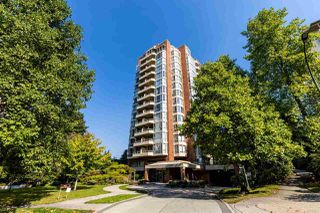 "Main Photo: 805 160 W KEITH Road in North Vancouver: Central Lonsdale Condo for sale in ""Victoria Park West"" : MLS®# R2496437"