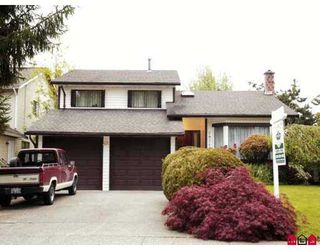 "Photo 1: 19719 50A Ave in Langley: Langley City House for sale in ""Eagle Heights"" : MLS®# F2708352"