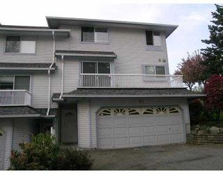 Main Photo: 51 1355 CITADEL Drive in Port Coquitlam: Citadel PQ Townhouse for sale : MLS®# V644080