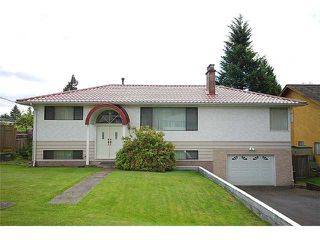 Main Photo: 600 Dansey Avenue in coquitlam: House  : MLS®# V837124