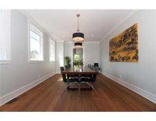 Photo 3: 1109 DEVONSHIRE CR in Vancouver: House for sale : MLS®# V861096