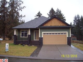 Photo 1: # 131 14500 MORRIS VALLEY RD in Mission: House for sale : MLS®# F1103993