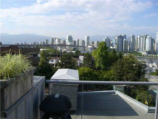 "Photo 2: # 9 1250 W 6TH AV in Vancouver: Fairview VW Condo for sale in ""SILVER"" (Vancouver West)  : MLS®# V892731"