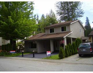 "Photo 1: 1894 BLUFF Way in Coquitlam: River Springs House for sale in ""RIVER SPRINGS"" : MLS®# V663904"