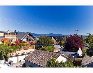 Photo 10: 3261 W 2ND Avenue in Vancouver: Kitsilano House 1/2 Duplex for sale (Vancouver West)  : MLS®# V669951