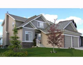 Photo 1: 291 GLENEAGLES View: Cochrane Residential Detached Single Family for sale : MLS®# C3317852