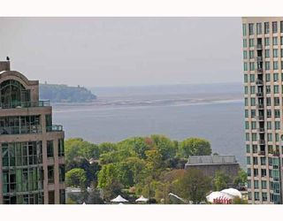 """Photo 6: 2405 1255 SEYMOUR Street in Vancouver: False Creek Condo for sale in """"ELAN"""" (Vancouver West)  : MLS®# V707197"""
