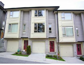 Photo 2: # 10 9229 UNIVERSITY CR in Burnaby: House for sale : MLS®# V704747