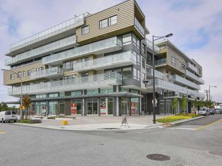 """Main Photo: 603 3488 SAWMILL Crescent in Vancouver: South Marine Condo for sale in """"3 TOWN CENTER AT RIVER DISTRICT"""" (Vancouver East)  : MLS®# R2417317"""