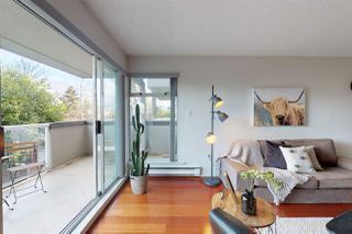 "Photo 2: 204 1963 W 3RD Avenue in Vancouver: Kitsilano Condo for sale in ""LA MIRADA"" (Vancouver West)  : MLS®# R2426896"