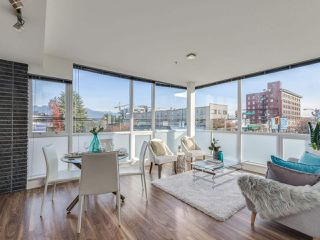 """Main Photo: 214 2511 QUEBEC Street in Vancouver: Mount Pleasant VE Condo for sale in """"ON QUE"""" (Vancouver East)  : MLS®# R2434665"""