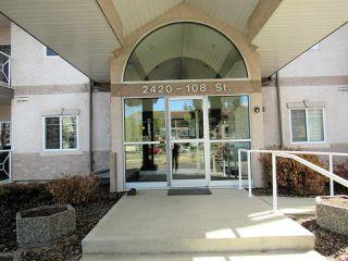 Photo 2: 303 2420 108 Street in Edmonton: Zone 16 Condo for sale : MLS®# E4196424