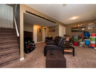 """Photo 30: 68 5556 PEACH Road in Chilliwack: Vedder S Watson-Promontory Townhouse for sale in """"The Gables at Riverbend"""" (Sardis)  : MLS®# R2453710"""
