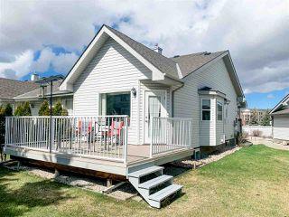 Photo 44: 25 330 Galbraith Close in Edmonton: Zone 58 House Half Duplex for sale : MLS®# E4200312