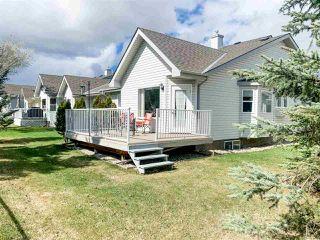 Photo 43: 25 330 Galbraith Close in Edmonton: Zone 58 House Half Duplex for sale : MLS®# E4200312