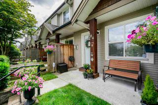 "Photo 2: 84 1055 RIVERWOOD Gate in Port Coquitlam: Riverwood Townhouse for sale in ""Mountain View Estates"" : MLS®# R2464042"