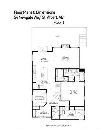 Photo 41: 54 NEWGATE Way: St. Albert House for sale : MLS®# E4209159