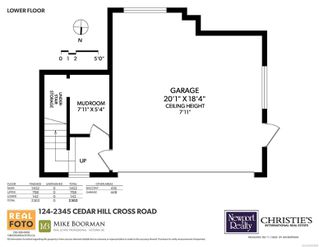 Photo 25: 124 2345 Cedar Hill Cross Rd in : OB Henderson Row/Townhouse for sale (Oak Bay)  : MLS®# 855560