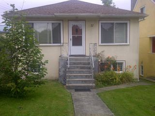 Main Photo: 11 E 19TH Avenue in Vancouver: Main House for sale (Vancouver East)  : MLS®# R2518761