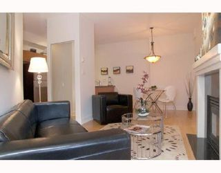 "Photo 3: 115 1823 W 7TH Avenue in Vancouver: Kitsilano Condo for sale in ""CARNEGIE"" (Vancouver West)  : MLS®# V663366"