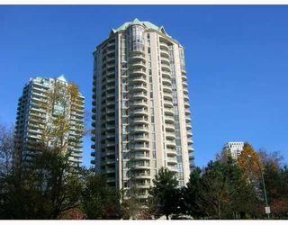"Photo 1: 805 6188 PATTERSON Avenue in Burnaby: Metrotown Condo for sale in ""WIMBLETON CLUB"" (Burnaby South)  : MLS®# V677070"