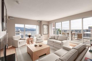 "Photo 3: 2602 837 W HASTINGS Street in Vancouver: Downtown VW Condo for sale in ""Terminal City Club Tower"" (Vancouver West)  : MLS®# R2396501"