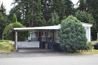 Main Photo: 15 4496 SUNSHINE COAST Highway in Sechelt: Sechelt District Manufactured Home for sale (Sunshine Coast)  : MLS®# R2396779