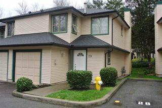 "Photo 1: 29 21960 RIVER Road in Maple Ridge: West Central Townhouse for sale in ""FOXBOROUGH"" : MLS®# R2436064"